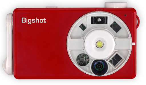 BigShot : The DIY Digital Camera and Learning Experience for Children