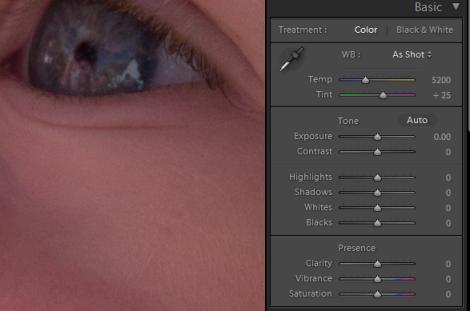 Editing Exposure In Adobe Lightroom