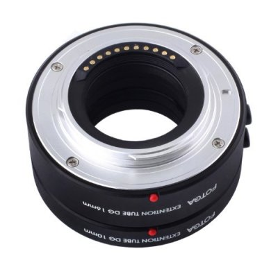 Extension Tube for Macro Photography.
